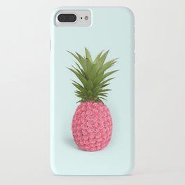 PINEAPPLE ROSES iPhone Case