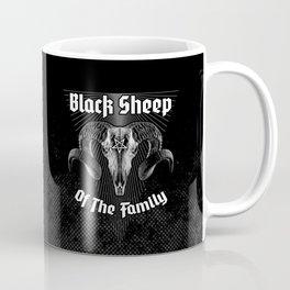 Black Sheep Of The Family Coffee Mug