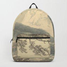 "J.M.W. Turner ""Near Grindelwald"" Backpack"