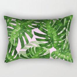 Tropical leaf VI Rectangular Pillow