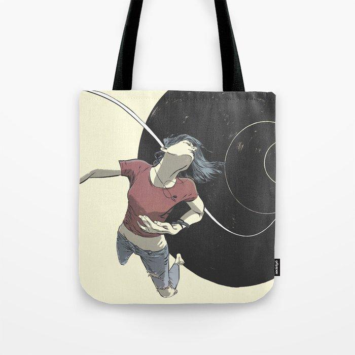 Vortex Tote Bag