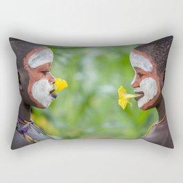 Suri Smile Rectangular Pillow