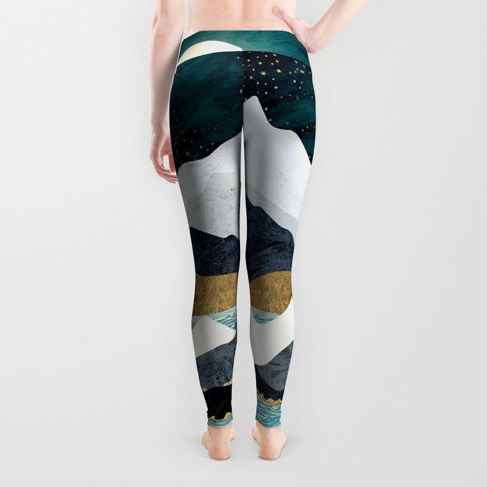 Ocean Stars Leggings