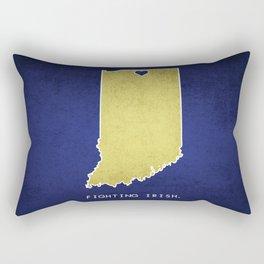 Notre Dame - Fighting Irish Rectangular Pillow
