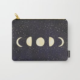 Phases of the Moon Carry-All Pouch