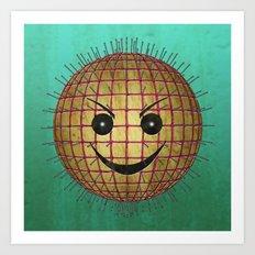 Pinny Art Print
