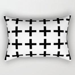 Swiss cross Rectangular Pillow
