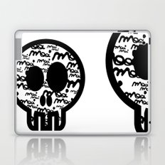 MOOIMOOI SKULL Laptop & iPad Skin