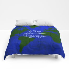Bon Voyage  Comforters