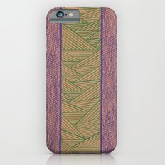Green and Purple iPhone 6s Slim Case