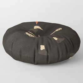 ACDC - For Those About to Rock! Floor Pillow