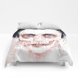 Deep cuts Comforters