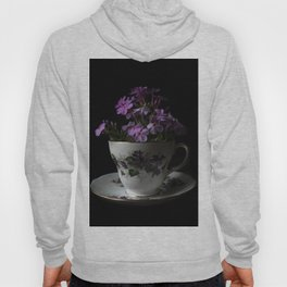 Botanical Tea Cup Hoody
