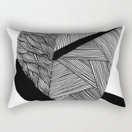 Flat Rectangular Pillow