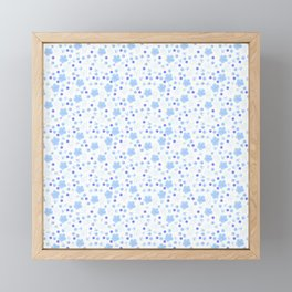 Forget Me Knot Framed Mini Art Print