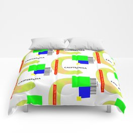 "Cocktail ""C"" - Caipirinha Comforters"