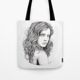 JennyMannoArt Graphite drawing Tote Bag