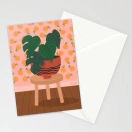 Monstera Monday Stationery Cards