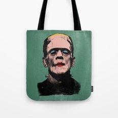 The Fabulous Frankenstein's Monster Tote Bag