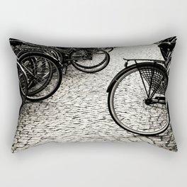 Wheels Rectangular Pillow