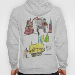 Construction Frenzy Hoody