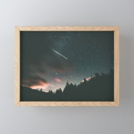 Stars II Framed Mini Art Print