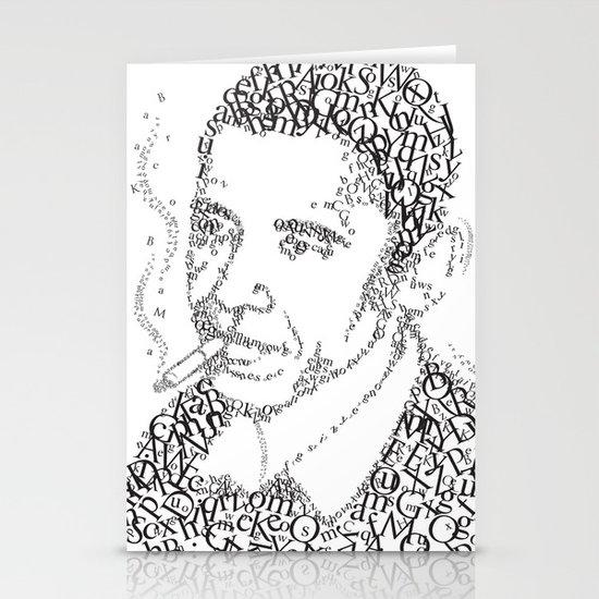 obama times Stationery Cards