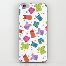 HER CLOTHES iPhone & iPod Skin