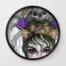 Love Jest Wall Clock