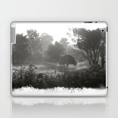 Foggy Path Laptop & iPad Skin