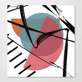 Torn Shackles Canvas Print