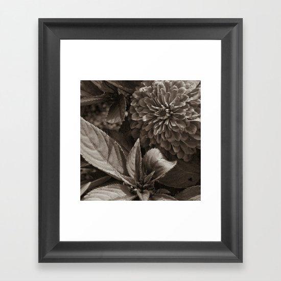 Chocolate Bliss Framed Art Print