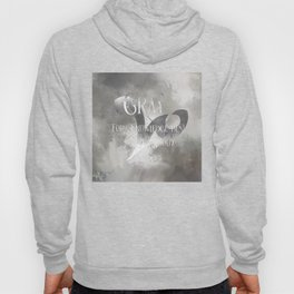 GRAY for knowledge best untold. Shadowhunter Children's Rhyme. Hoody