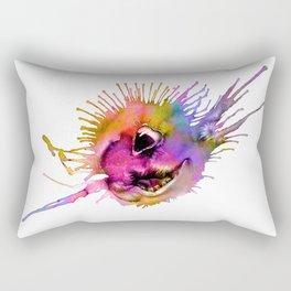 Splash Monster Rectangular Pillow