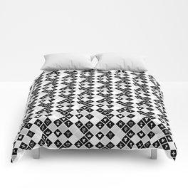 Kingdom Hearts III - Pattern - White Comforters