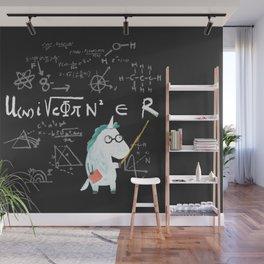 Unicorn = real Wall Mural