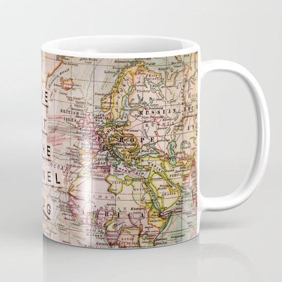 I've got the travel bug Mug