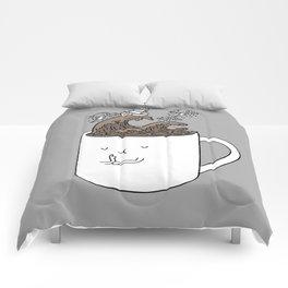 Brainstorming Coffee Mug Comforters