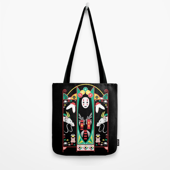 Spirited Deco Tote Bag