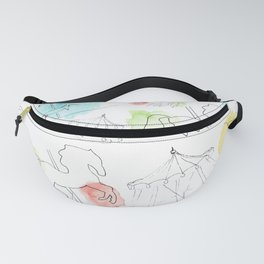 carrusel Fanny Pack