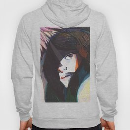 I see plants and flowers everywhere Hoody