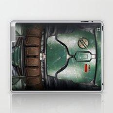 Bounty Hunter. Laptop & iPad Skin