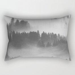 Everything Turns Gray #society6 Rectangular Pillow