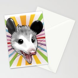 Awesome Possum Stationery Cards