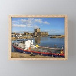 Carrickfergus Framed Mini Art Print