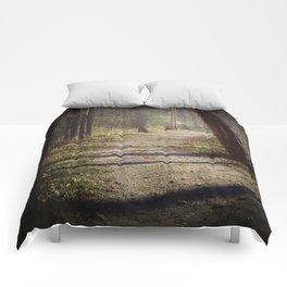 Wicked Woods Comforters