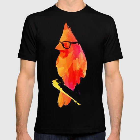 Punk bird T-shirt