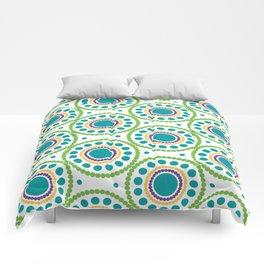 Circulos  concentricos Comforters
