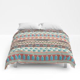 Fair-Hyle Knit Comforters