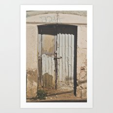 .....in MExico Art Print